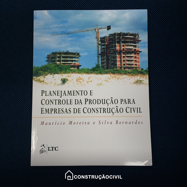 constru çãocivilLivro production planning and control for
